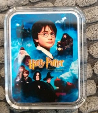 Official Limited Edition Harry Potter Ingot