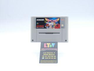 Parodius Nintendo SNES