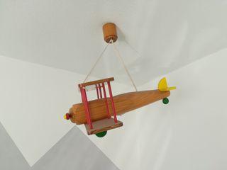 Lámpara avión