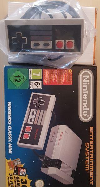 Nintendo Nes Mini (a estrenar)