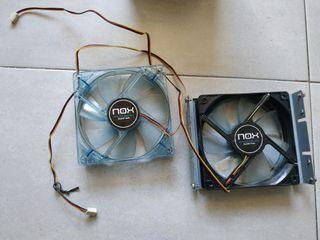 ventiladores PC