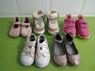 zapatos bambas niña