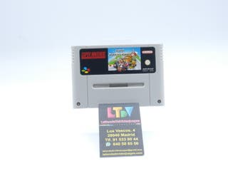 Super Mario Kart Nintendo SNES
