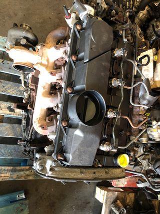 Motor citroen Jumper 2.2 hdi referencia 4hu