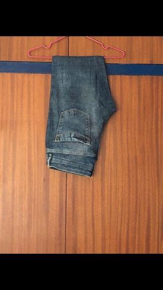 Pantalon tejano massimo dutti