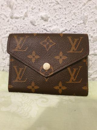 vendo cartera de mujer Louis vuitton