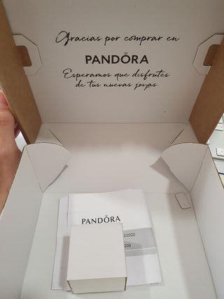Pandora Charm de Plata de Avión