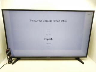 "TV LED Samsung UE43RU7025K SmartTV 43"" B 97726"