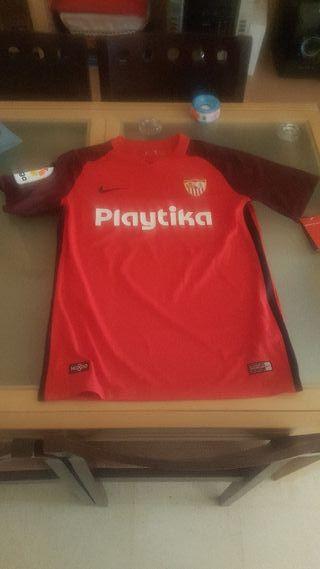 camiseta oficial sevilla futbol club 18/19