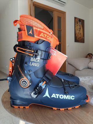 botas esqui travesia NUEVAS
