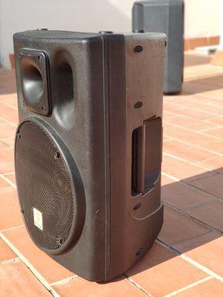 Altavoces activos The Box PA110A