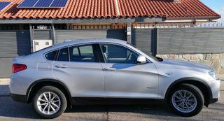 BMW X4 2.0DRIVE DA 2015 DIESEL AUTOMATICO