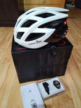 casco bicicleta Smart Safety Helmet
