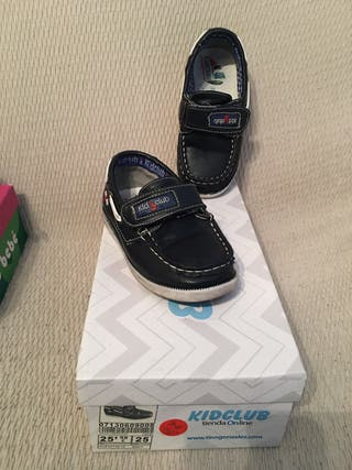Zapatos niño T 25