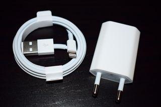Cargador iphone + cable ORIGINAL