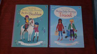 2 Libros NUEVOS en Ingles para los peques (Lote)