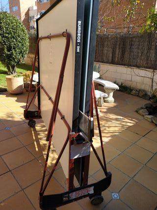 Mesa de pin pon exterior