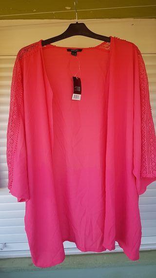 Chaqueta kimono mujer talla 50/52