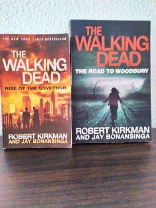 Novelas de The Walking Dead (en Inglés)