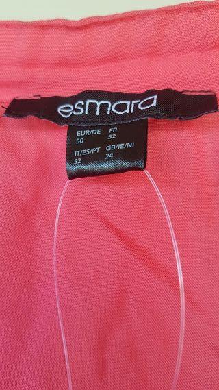 Camiseta túnica talla 52