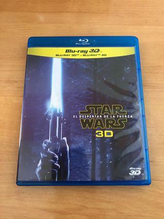 Star Wars VII El despertar de la fuerza