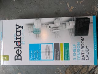 Beldray Bathroom Caddy