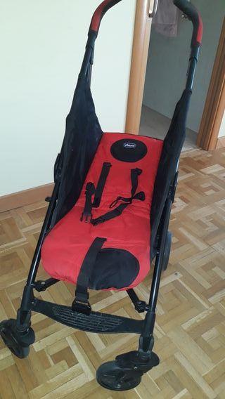 silla de paseo chicco liteway desde 0 meses