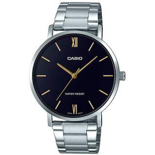 Ref. 02862 | Reloj Casio Mtp-Vt01D-1B Cro. Analogi