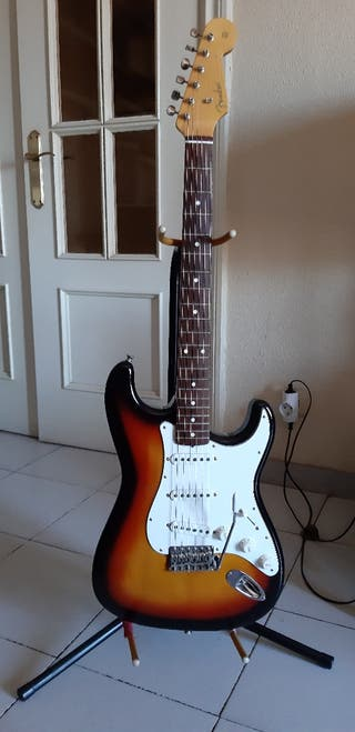 Fender Stratocaster Crafted in Japan
