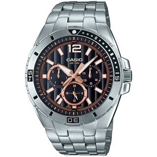 Ref. 02782 | Reloj Casio Mtd-1060D-1A3 Cro.Multifu