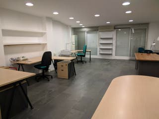 Muebles oficina completa perfecto estado 6 puestos
