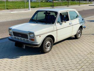 SEAT 127 1980. 1977
