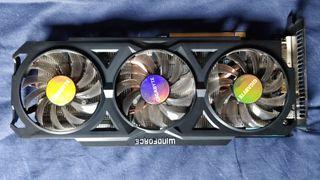 Gráfica MSI GeForce GTX 770 Twin Frozr OC 2GB GDDR