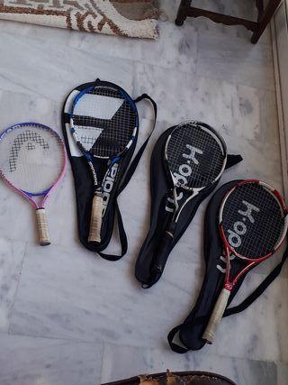 raqueta tenis Babolat, K.open, head