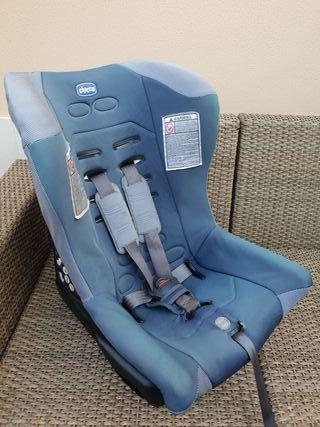 silla coche chicco