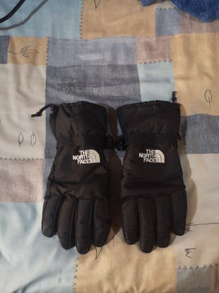 guantes the north face gore-tex