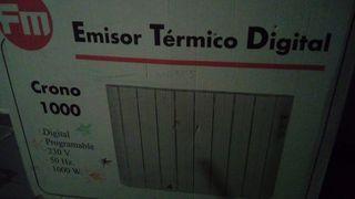 radiador eléctrico