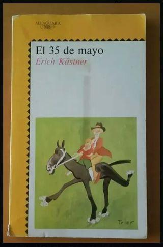 LIBRO EL 35 DE MAYO
