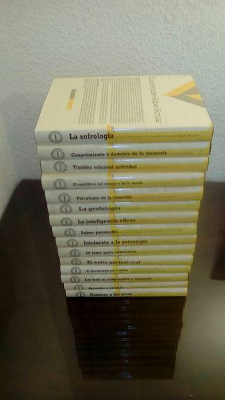 Colección Psicología Moderna (15 tomos)