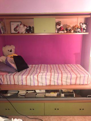 Conjunto de habitación juvenil