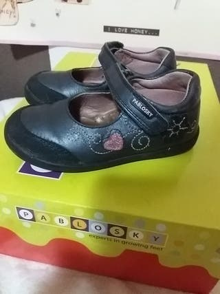 zapatos Pablosky talla 22