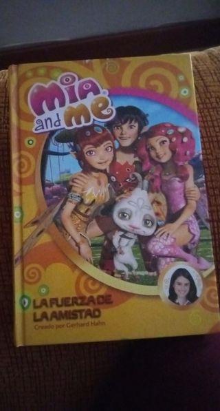 libro de mis and me