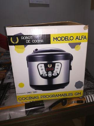 vendo robot de cocina alfa