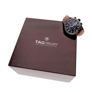 Tag heuer Carrera Calibre 16 Reloj Pulsera Hombre
