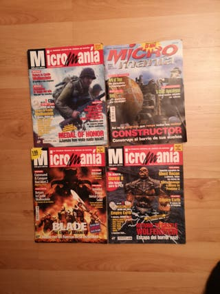 revistas micromania