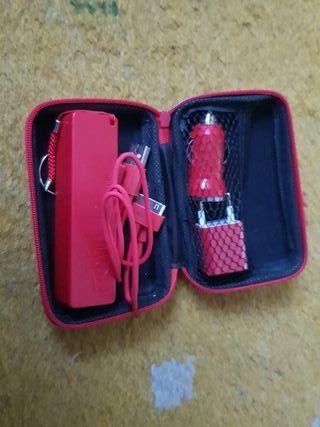 bateria cargador para móviles