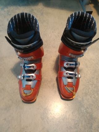 botas Dynafit esquí de travesía