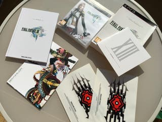 Videojuego PS3 Final Fantasy XIII