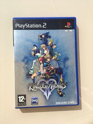 Videojuego PS3 Kingdom Hearts 2
