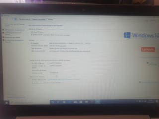 "Portatil Lenovo ideapad 15""/8gb Ram"